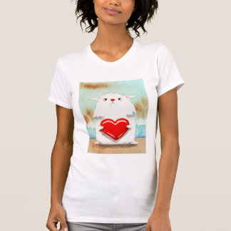Angry Kitty T Shirt