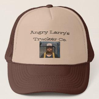 Angry Larry's Trucker Co. Trucker Hat