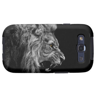 Angry Lion: Galaxy SIII Cover