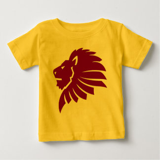 Angry lion head baby T-Shirt