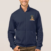 Angry Lion Mens Jacket