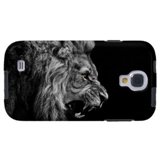 Angry Lion: Samsung Galaxy S4 Case