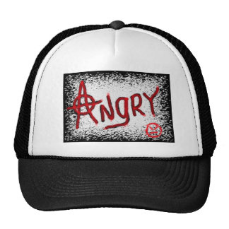 Angry Logo Hat