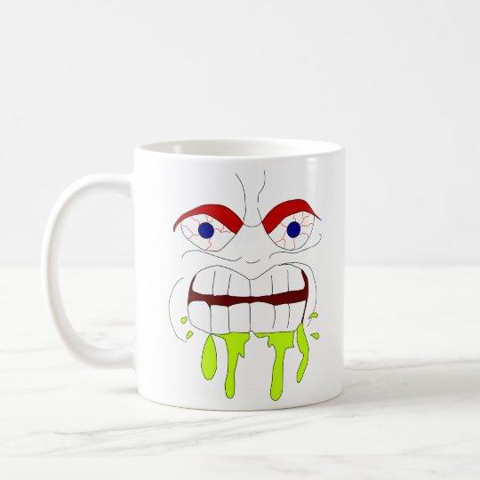 Angry Mad Face Mug