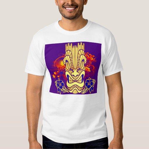 Angry Mask T-Shirt