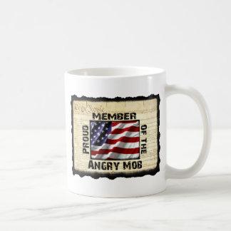 Angry Mob Gear Coffee Mug