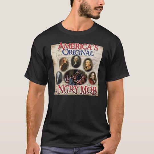 Angry Mob. The Originals. T-Shirt
