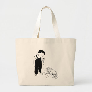 Angry Moles Eat Ice Cream Too Tote Bag
