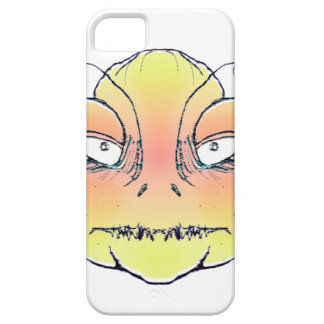 Angry Monster Portrait Drawing iPhone SE/5/5s Case