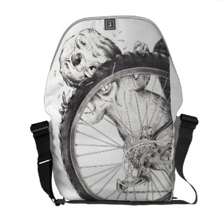 Angry MTB Beaver Pack Courier Bags