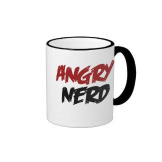 Angry Nerd Coffee Mug