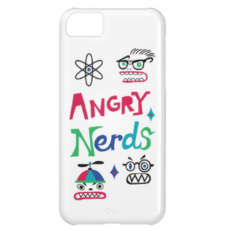 Angry Nerds iPhone 5 case
