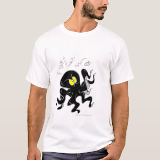 ANGRY OCTOPUS T-Shirt
