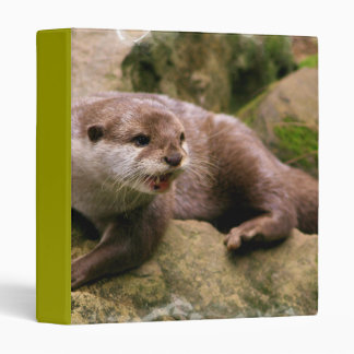 Angry Otter Binder