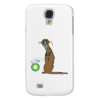 Angry Otter Samsung Galaxy S4 Cover