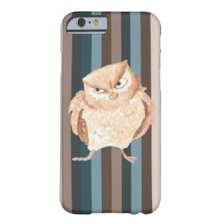 Angry Owl Barely There iPhone 6 Case