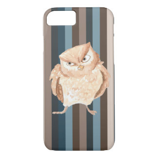 Angry Owl iPhone 7 Case