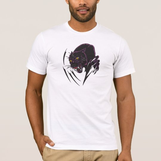 Angry Panther T-Shirt