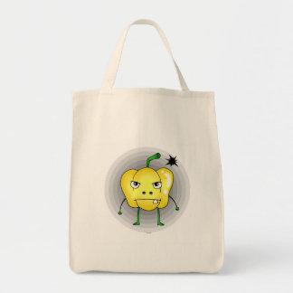 Angry paprika bag