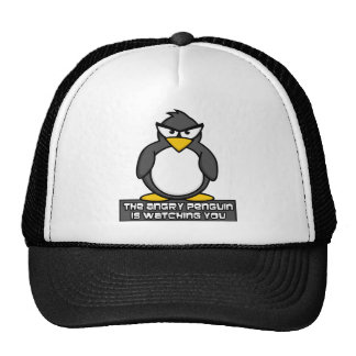 Angry Penguin Hat