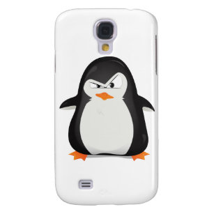 Angry Penguin Samsung Galaxy S4 Cover
