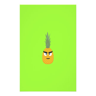 angry pineapple flyer