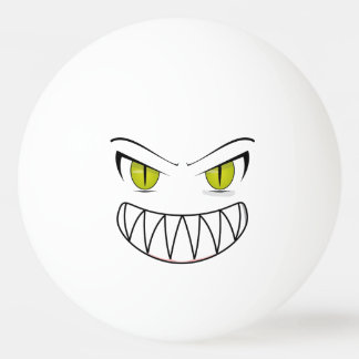 Angry Ping Pong Ball