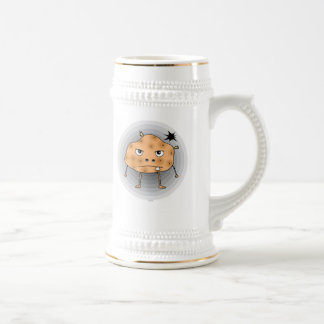 Angry Potato Beer Stein