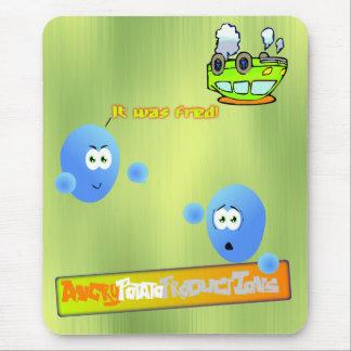 Angry Potato Productions Blob Mouse Pad 01