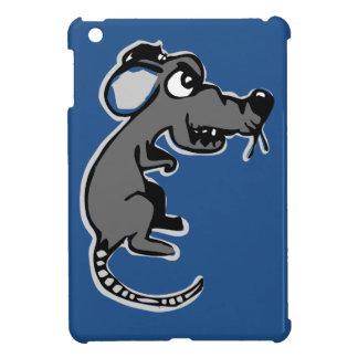 Angry rat iPad mini cases