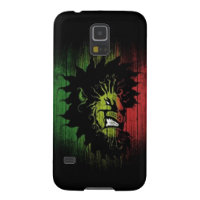 Angry Reggae Lion Case For Galaxy S5