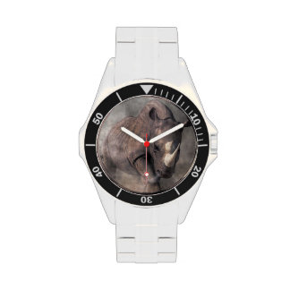 Angry Rhino Wristwatches