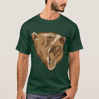 Angry Roaring Bear T-Shirt