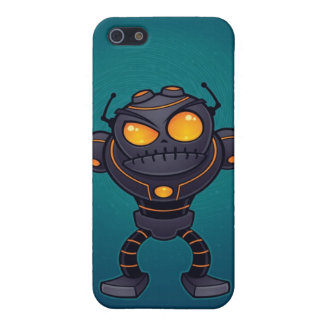 Angry Robot Cover For iPhone 5