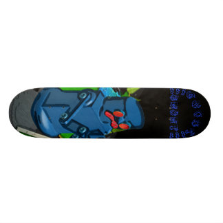 Angry Robot!! Skate Boards