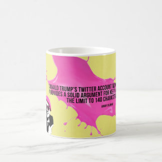 Angry Salmond Quote Coffee Mug