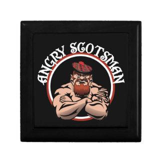 Angry Scotsman 2015 Jewelry Box