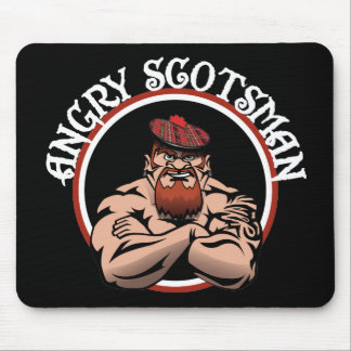 Angry Scotsman 2015 Mouse Pad
