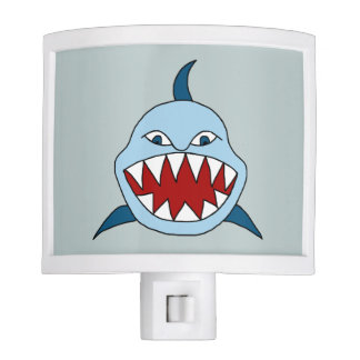 Angry Shark Night Lites