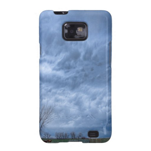 Angry Skies Galaxy S2 Case