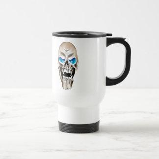 Angry Skull Mug