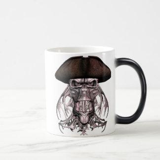 Angry Skull Pirate Mug