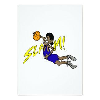 Angry Slam Dunk Card