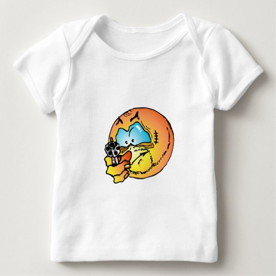 Angry smiley baby T-Shirt