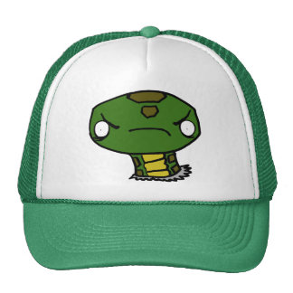 Angry Snake Trucker Hats