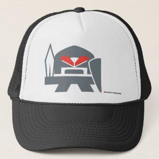 Angry Spaniard Trucker Hat