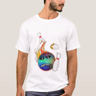 Angry Split Ball T-Shirt