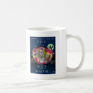 Angry Squirrel:  Action Film Collectors Poster. Coffee Mug