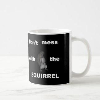Angry Squirrel Mug