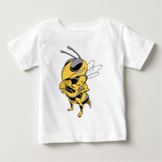 Angry Super Bee Baby T-Shirt
